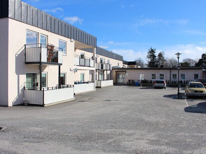 Lägenheter i Järna, Enegården